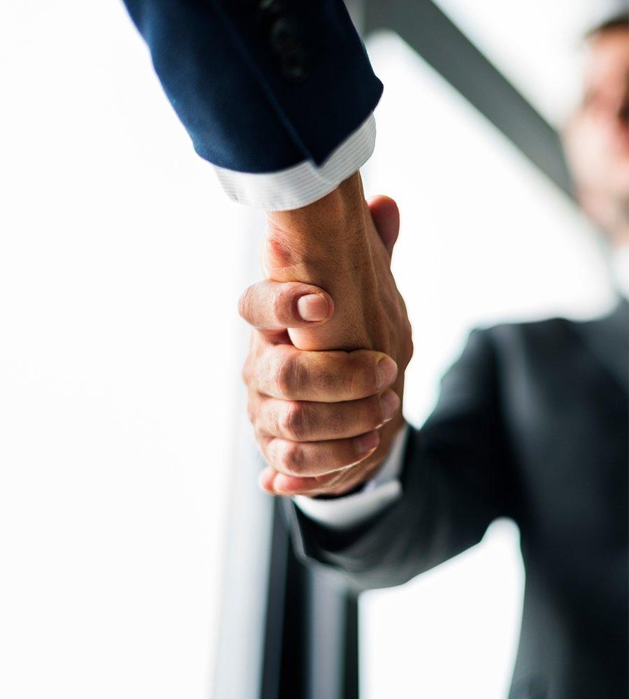 Handshake - Contacto