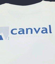 canval tshirt